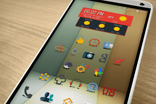 Proton icon Pack v1.4 apk