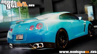 SA - Nissan GT-R 2015