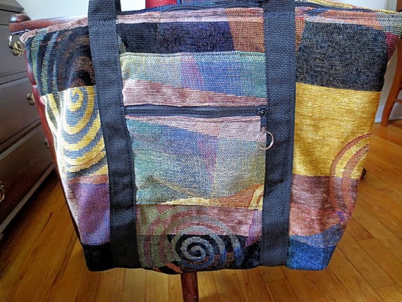 Tapestry Totes