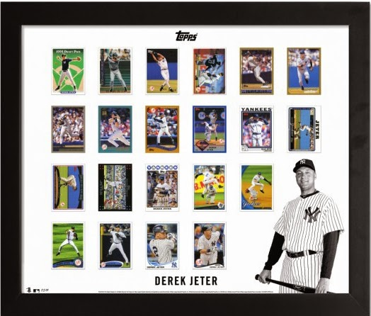 Pack War: Topps Through The Years Wall Art