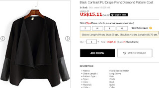 http://www.shein.com/Black-Contrast-PU-Drape-Front-Diamond-Pattern-Coat-p-250235-cat-1735.html?utm_source=marcelka-fashion.blogspot.com&utm_medium=blogger&url_from=marcelka-fashion&utm_source=shareasale.com&utm_medium=affiliate&affiliateID=389818
