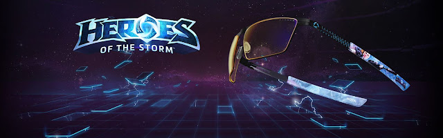 Gunnar Optiks Heroes of the Storm