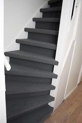 Lekker stoer de trap - Hoe een trap te kleden ...