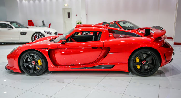 2014 Porsche Carrera GT HQ Photos and Specs
