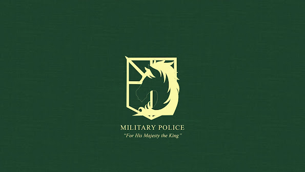 military police emblem logo anime attack on titan shingeki no kyojin 1920x1080 9o