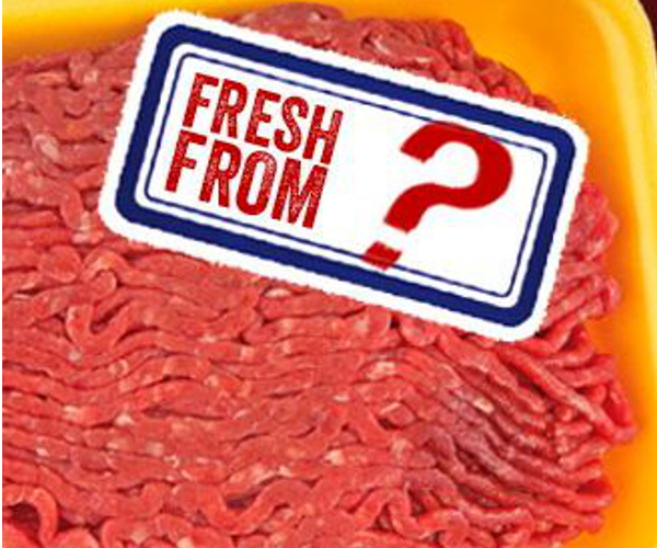 WTO Says U.S. Consumers Don't Need to Know Where Meat Comes From