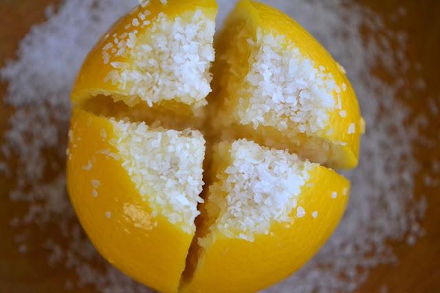 Moroccan Preserved Lemons