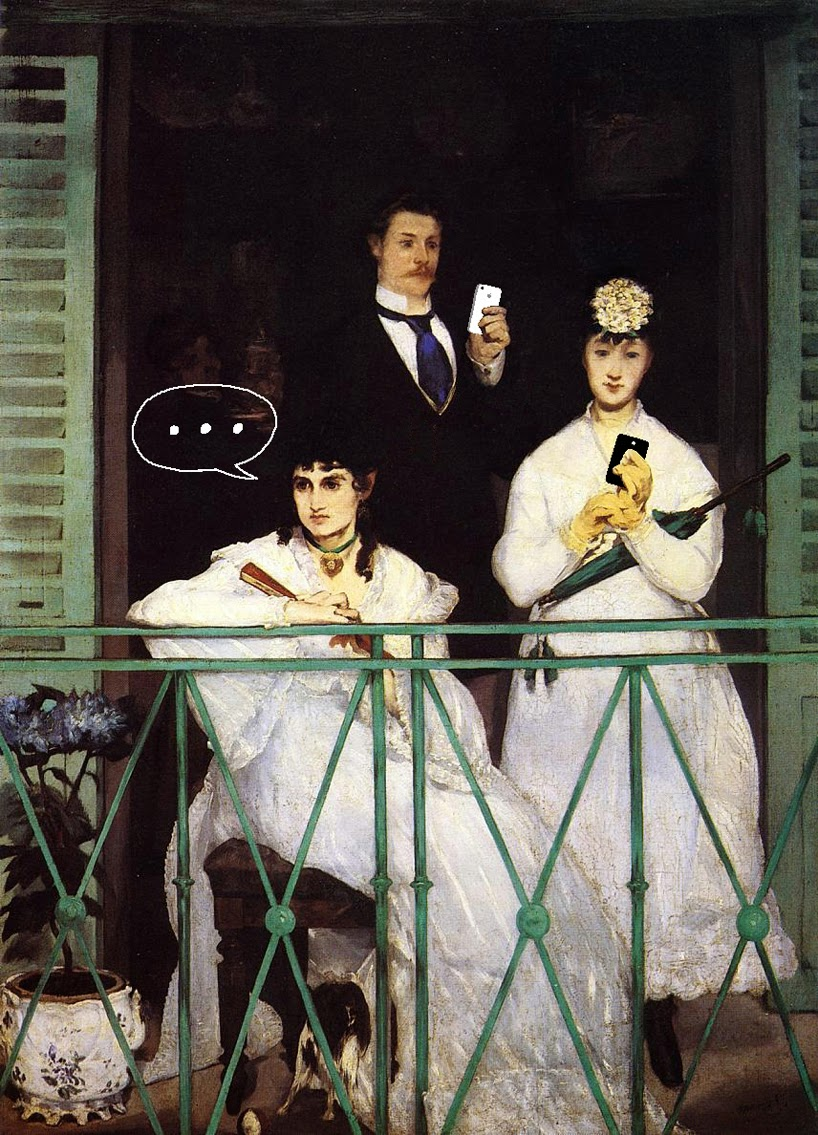 Эдуард Мане Балкон (1868)
