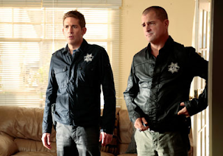 CSI Las Vegas - Episode 14.22 - Dead In His Tracks (Season Finale) - Press Release