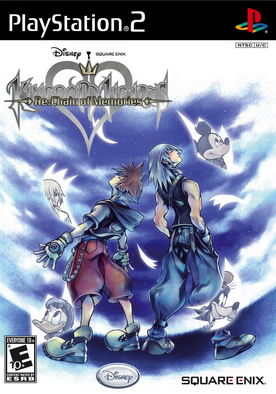 Download Game PC Kingdom Hearts Re:Chain of Memories PS2 ISO Gratis