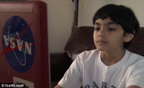 at 9 years old he was inducted into genius society mensa at the age of