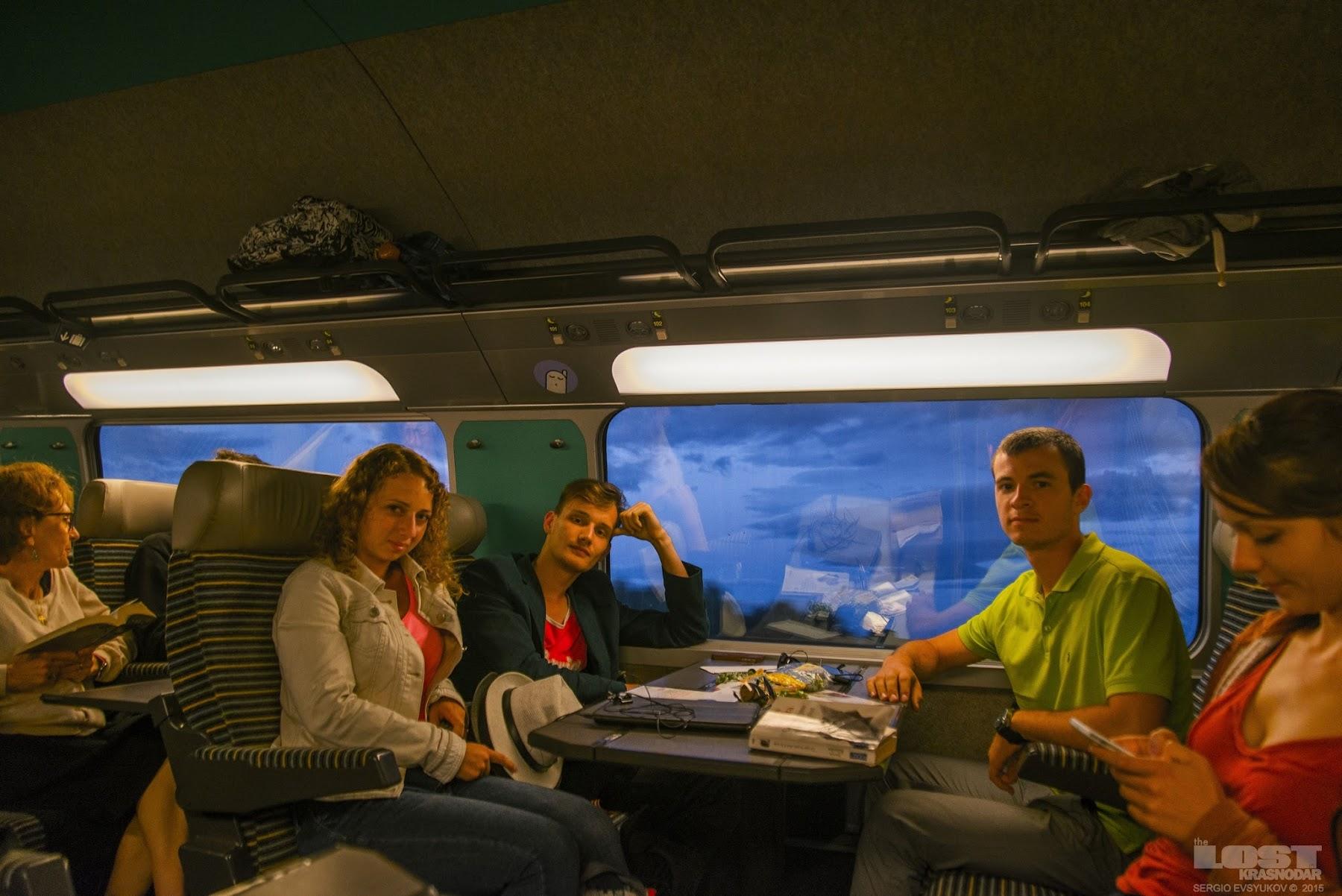 Скоростные поезда Франции