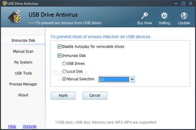 USB Drive AntiVirus | free antivirus software download