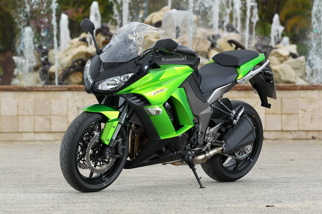 Kawasaki Z1000SX | HD Wallpapers (High Definition) | Free Background