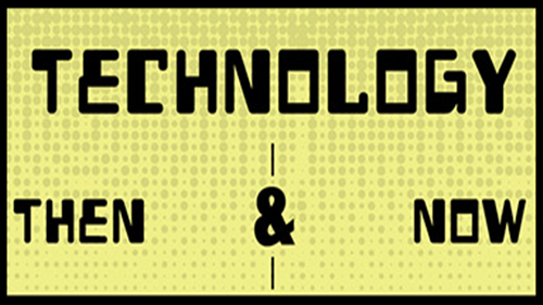 technology then and now Thoughts about technology then and now nearly two decades ago–1998-1999 –my research on schools in silicon valley was published as.