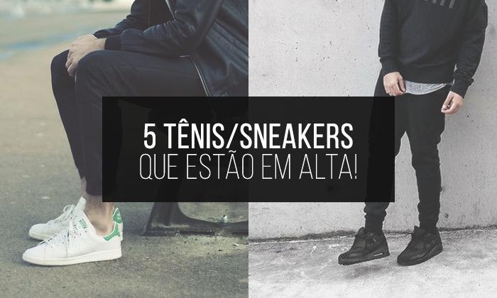 Desde o 1º semestre vocês vêm comentando e sugerindo bastante pra eu falar  sobre Sneakers aqui no Blog ba7594d080fa4