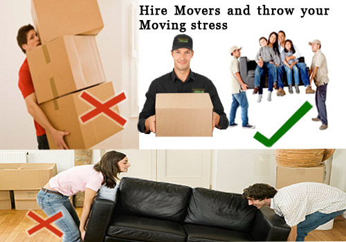 hiring movers vs move it yourself