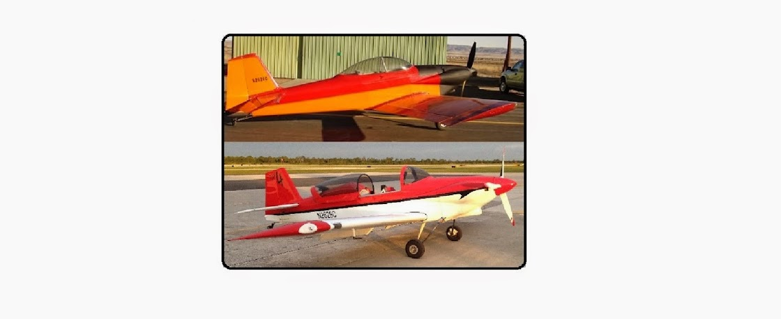 N2626C:   Restoration of a Van's RV-4