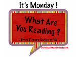 It&#39;s Monday, What Are You Reading?