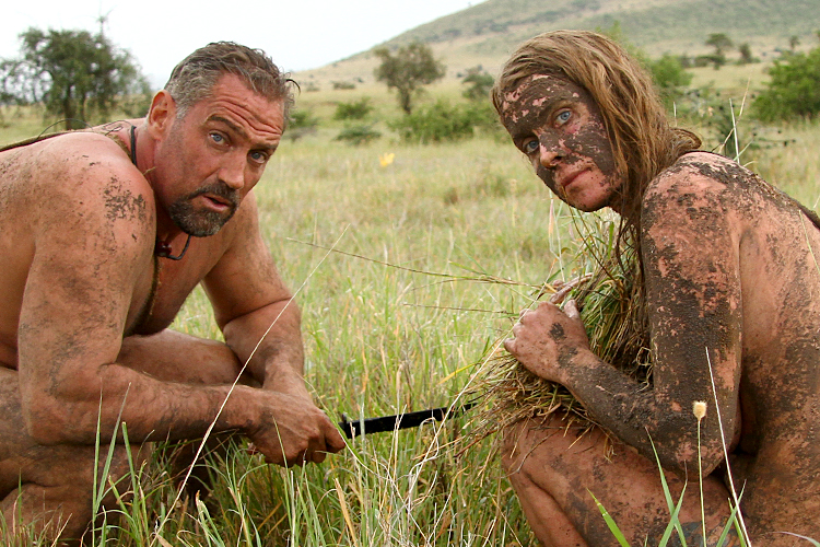 Has Anyone Seen The Show Naked And Afraid On Discovery Channel