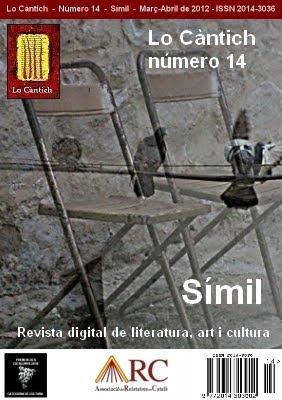 Lo Càntich - Número 14 - Símil, 2012