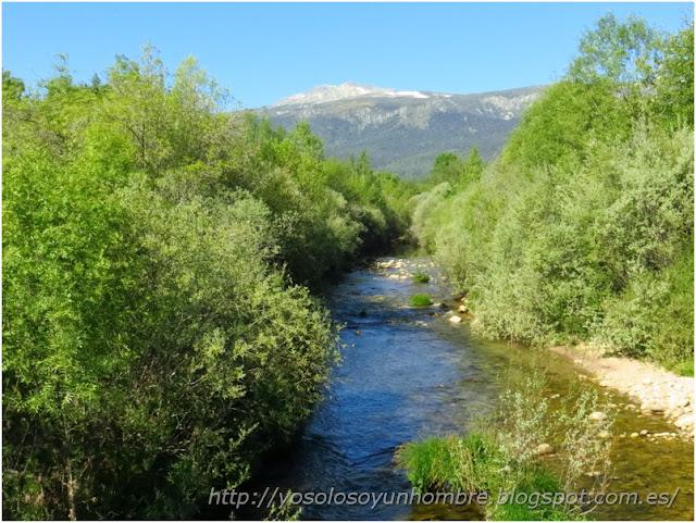 Río Lozoya