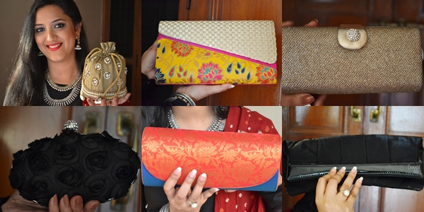 Clutch bags india