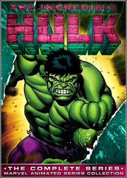 Download – O Incrivel Hulk – A Série Animada 1ª e 2ª Temporada – DVDRip RMVB Dublado