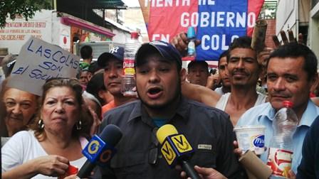 Caraqueños rechazan paracaidismo en candidaturas de la MUD a la AN