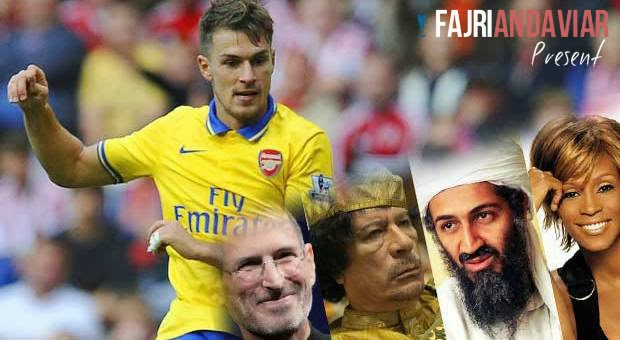 5 Orang Terkenal di Dunia yang Meninggal Setelah Gol Ramsey
