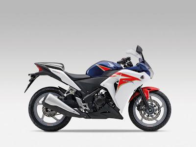 2013 Honda CB250R