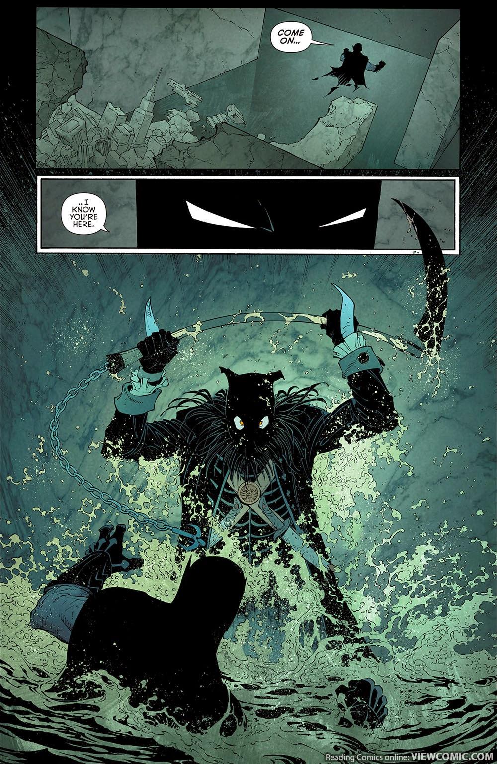 batman court of owls vol 2 imgur