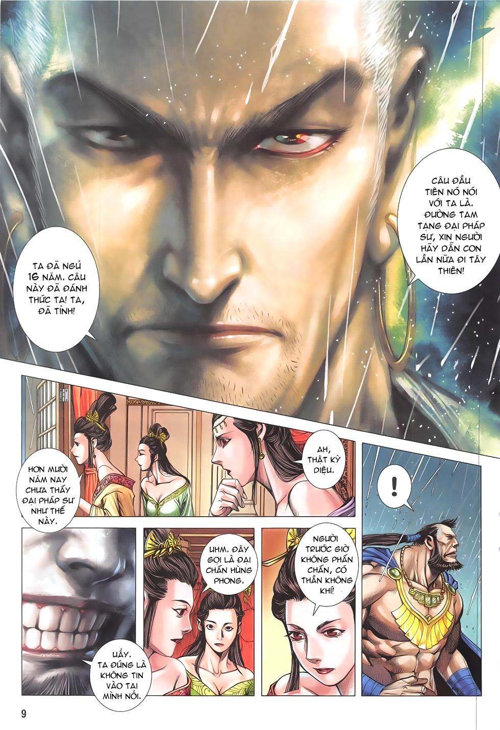 Tây Du trang 9