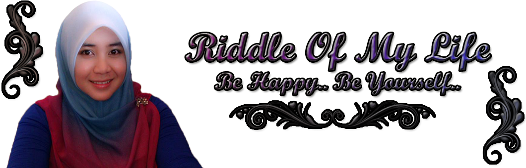 ♥♥ riddle of my life ♥♥