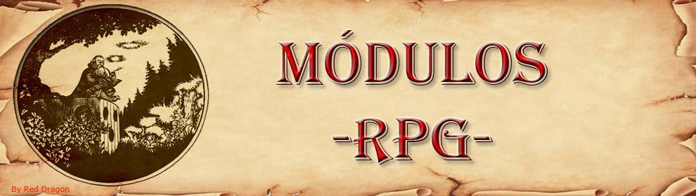 Módulos RPG