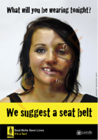 persuasive essay about wearing seat belts Seat belts save lives to reinforce this fact, the state of texas will often place digital road signs along busy highways and roads that remind drivers that wearing a seat belt is the law, and show statistics of drivers killed in vehicular accidents on texas roads here are the top five reasons why wearing a.