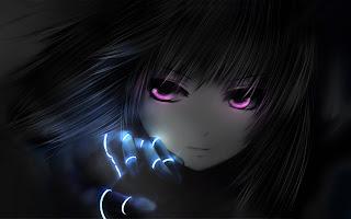 Anime Pink Eyes HD Wallpaper