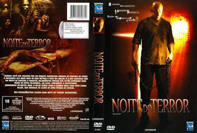 Filme Noite Do Terror DVD Capa