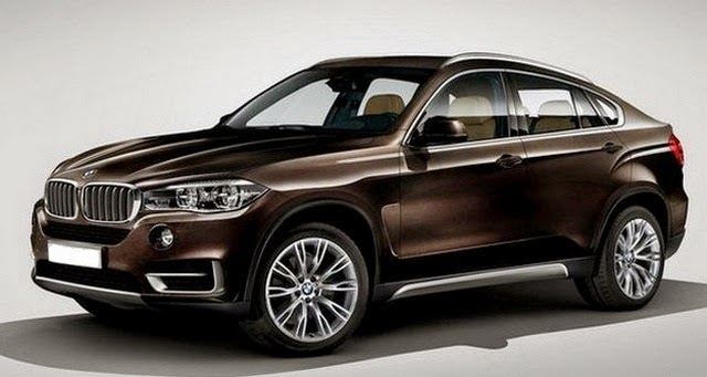 BMW X6 HD Wallpaper