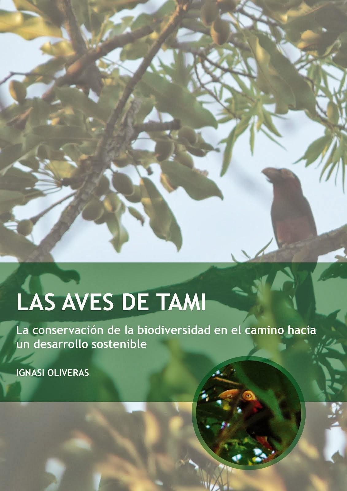 Informe sobre els ocells de Tami, Togo. Primavera 2013