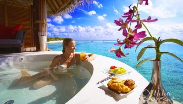 Island Hideaway Spa Resort, Maldivler