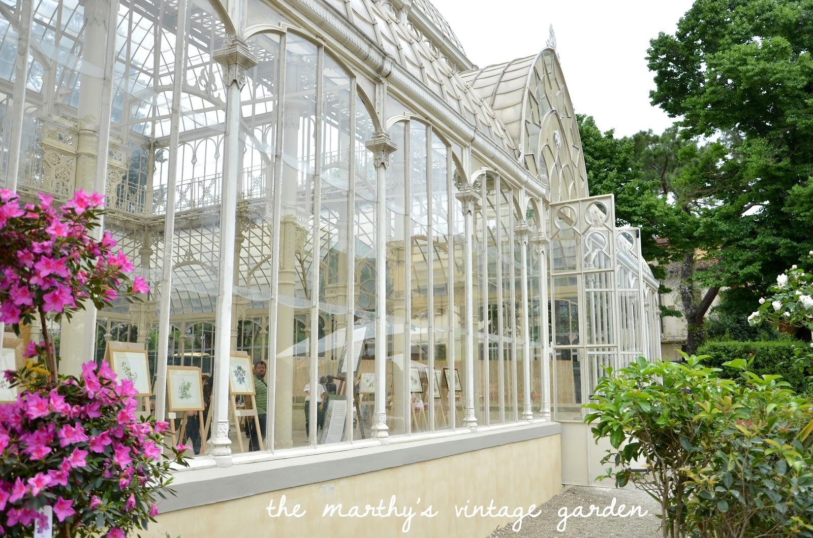 The marthy 39 s vintage garden il giardino dell 39 orticoltura for Giardino orticoltura firenze aperitivo