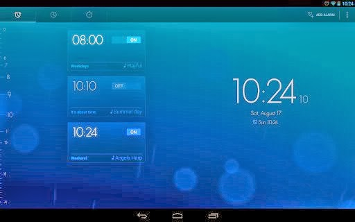 Timely Alarm Clock 127 APK Android Apps