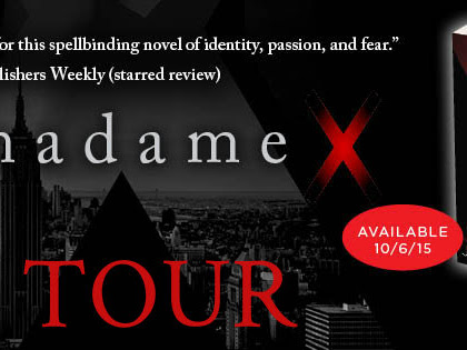 Review + Excerpt: Madame X by Jasinda Wilder