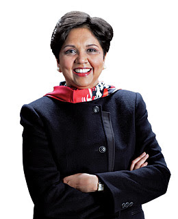 Chief Executive Officer,Indra Nooyi,The Chairman