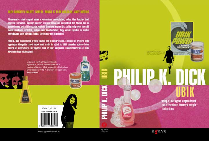 Unemployed Negativity: Another Day in the Future: Philip K. Dick ...