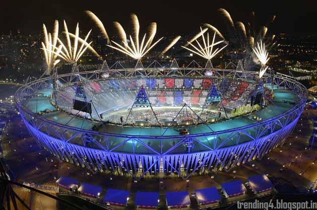 Opening Ceremony 2012 London Olympics