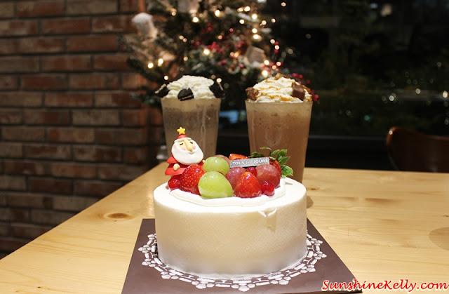 Tous les Jours Christmas Menu 2015, Tous les Jours, Christmas Menu 2015, Christmas Set Dinner