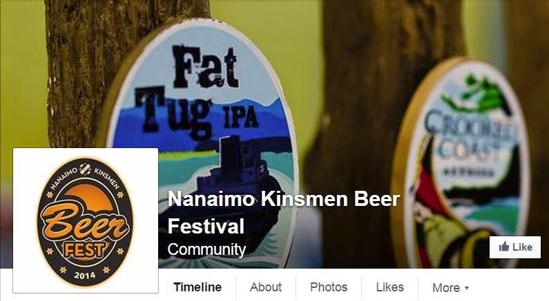 Nanaimo Kinsmen Beerfest
