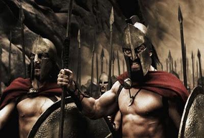 Και όμως οι Σπαρτιάτες είχαν προηγμένη τεχνολογία 2.500 πριν...